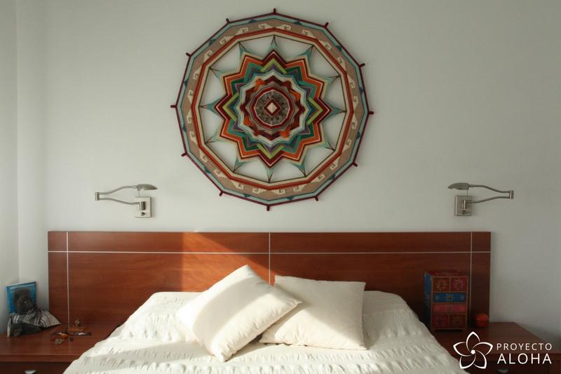 mandala-de-lana-decoracion-dormitorio